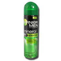 Garnier 150ml Mineral Deodorant Sensitive For Men