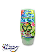 Montagne Jeunesse Cucumber Peel Off Masque Tottle 80ml