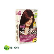 Garnier Nutrisse Permanent Hair Colour 4.26 Iridescent Reddish Brown Pure Plum