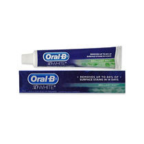 Oral B 3D White Brilliant Mint Toothpaste 95g