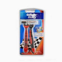 Gillette Blue 3 Razor 2pc