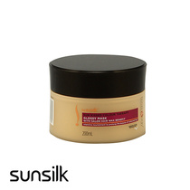 Sunsilk Keratinology Glossy Mask With Salon Hair Wax Benefit Colour Therapy 200ml
