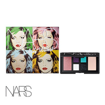 Nars Andy Warhol Collection Debbie Harry Eye And Cheek Palette