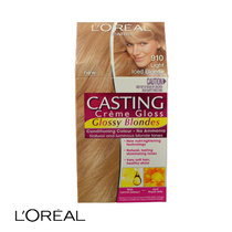 L'Oreal Casting Creme Gloss Hair Colour 910 Light Iced Blonde