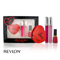 Revlon Love Is On Deluxe Gift Set Lips & Tips