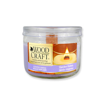 Woodcraft Scented Candle Garden Violets 85g