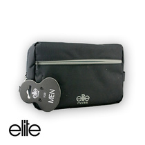 Elite Models Mens Toiletry Bag