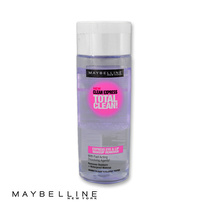 Maybelline Total Clean Express Eye & Lip Make Up Remover Clean 70ml