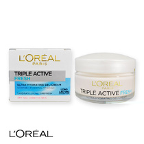 L'Oreal Triple Active Fresh Ultra Hydrate Gel Cream 50ml