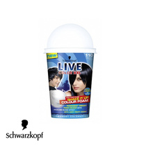 Schwarzkopf Live Shake Up Permanent Hair Colour 110 Blueberry Crush
