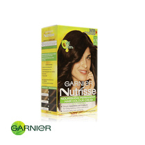 Garnier Nutrisse Permanent Hair Colour 4.15 Pecan Reddish Ash Brown