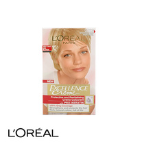L'Oreal Excellence Creme Hair Colour 10.1 Very Light Ash Blonde