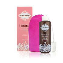 Fake Bake Perfection Instant Wash-Off Self-Tan Spritz With Professional Mitt 170ml
