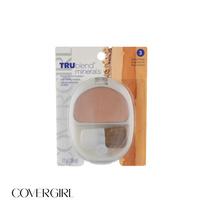 CoverGirl Trublend Pressed Mineral Foundation 3 Natural Beige
