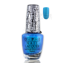 OPI Turquoise Shatter Nail Lacquer 15ml