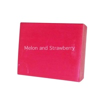 Natural Organic Soaps Melon and Strawberry 100g