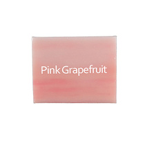 Natural Organic Soaps Pink Grapefruit 100g