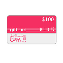$100 Gift Voucher at Cosmetic Capital