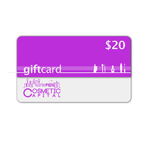 $20 Gift Voucher at Cosmetic Capital