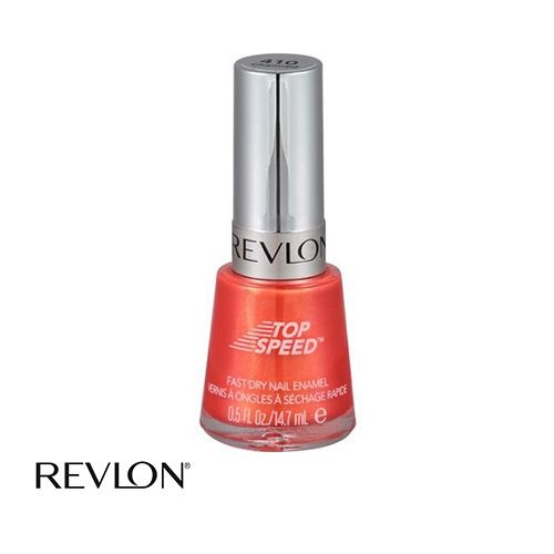 Revlon Top Speed Nail Polish 410 Charmed