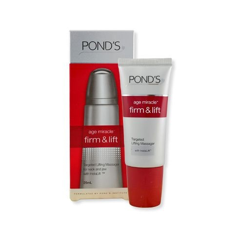 Ponds Firm & Lift Age Miracle Targeted Lifting Massager For Neck And Jaw 25ml