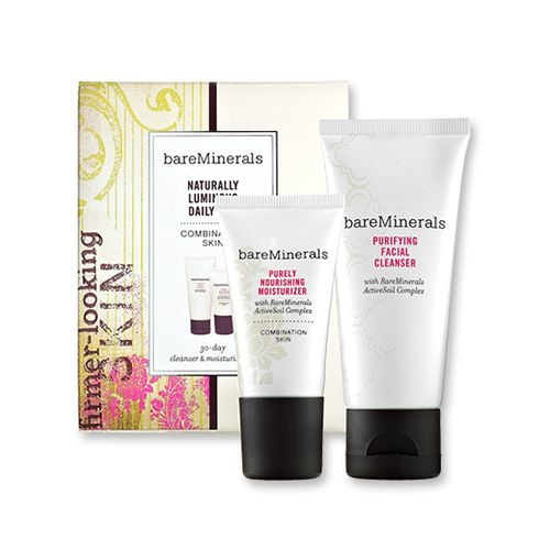 Bare Minerals Naturally Luminous Daily Duo Combination Skin