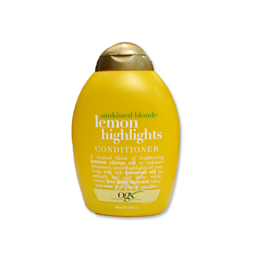 OGX Sunkissed Blonde Lemon Highlights Conditioner 385ml