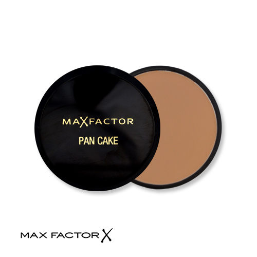 Max Factor Pressed Make Up Foundation Pan Cake 05 Honey Beige 24g