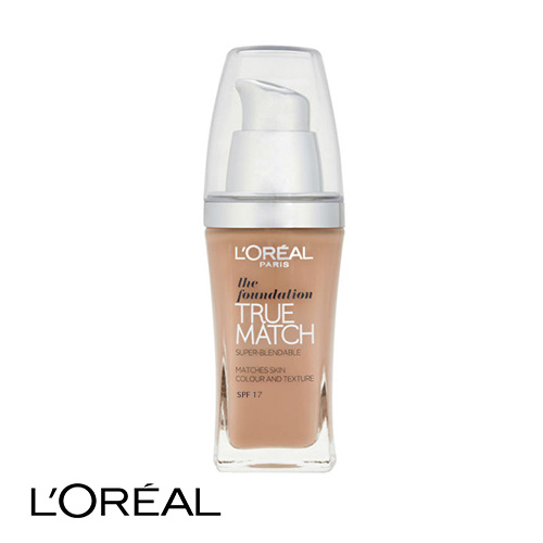 L'Oreal Paris True Match The Foundation SPF 17 Golden Sand 30ml