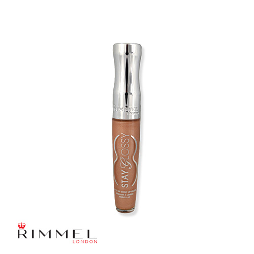 Rimmel Stay Glossy Lipgloss 050 Unlimited Gold 5.5ml