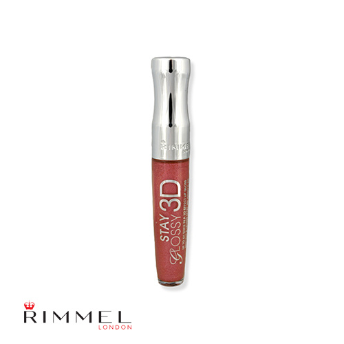 Rimmel Stay Glossy Lipgloss 703 Love At The Movies 5.5ml