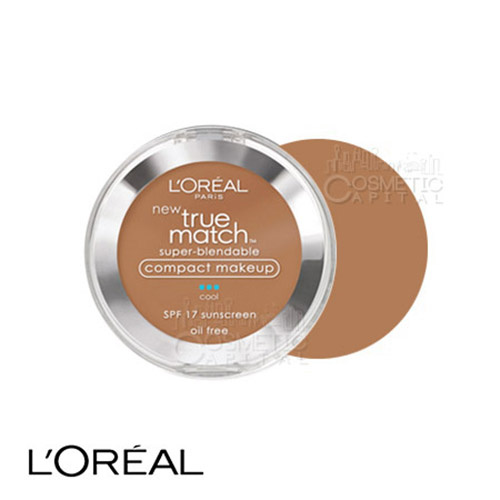 L'Oreal True Match Super Blendable Compact Makeup SPF17 Shell Beige 8.5g