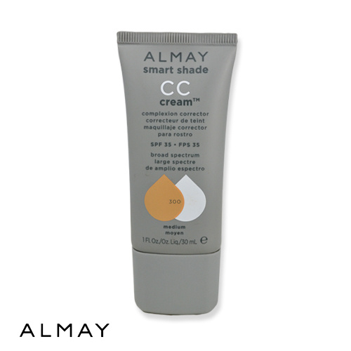 Almay Smart Shade Complexion Correction Cream 300 Medium 30ml