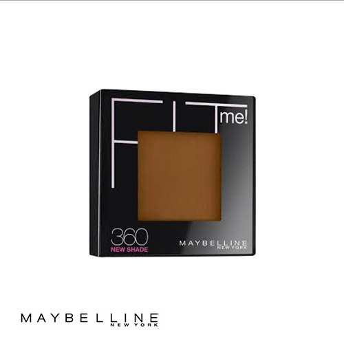 Maybelline Fit Me Pressed Powder #360 Mocha 9g