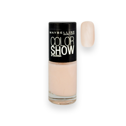 Maybelline Color Show Nail Polish 031 Peach Pie 7ml