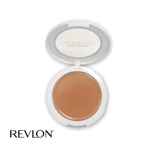 Revlon New Complexion One Step Compact Makeup #04 Natural Beige Derma