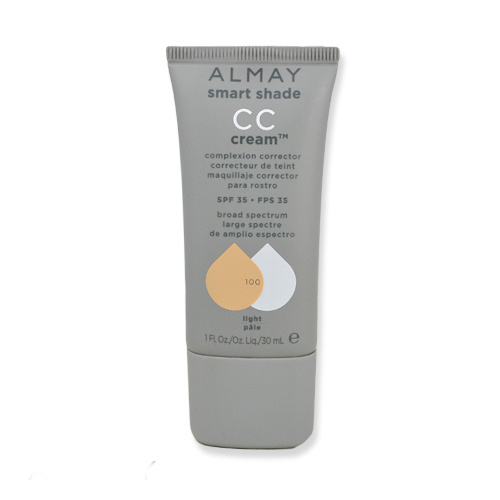 Almay Smart Shade Complexion Correction Cream 100 Light 30ml