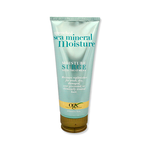 OGX Sea Mineral Moisture Quenched Moisture Surge Deep Treatment 200ml