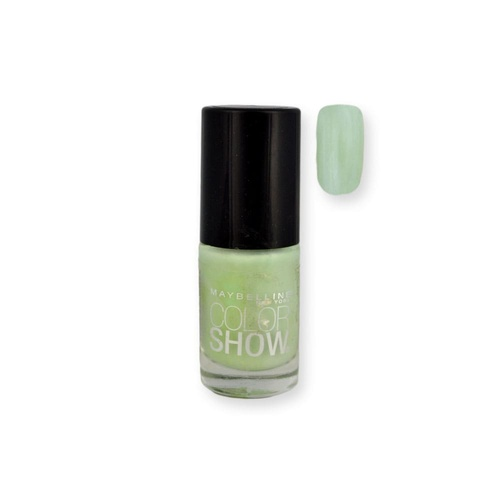 Maybelline Color Show Nail Polish 320 Green With Envy 7ml