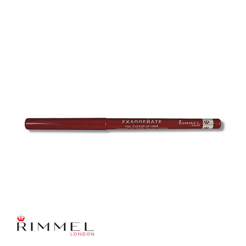 Rimmel Exaggerate Full Colour Lip Liner 020 Rich