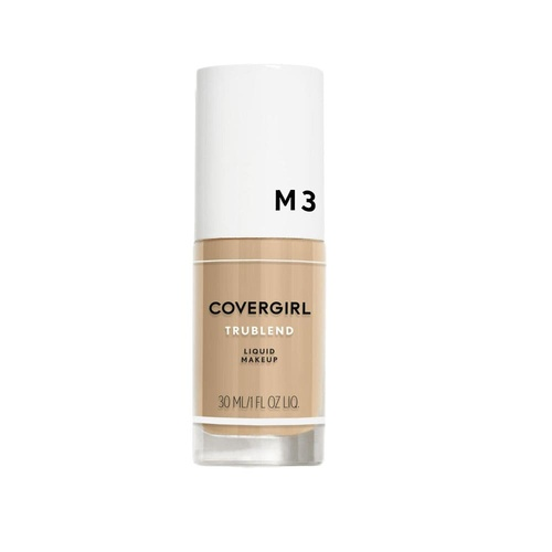 CoverGirl Tru Blend Liquid Makeup m3 Golden Beige 30ml