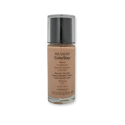 Revlon Color Stay SoftFlex Normal/Dry Make Up Liquid 200 Nude 30ml