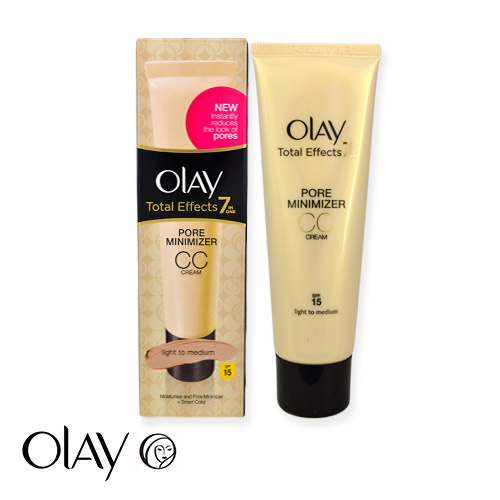 Olay Total Effects 7 in 1 CC Cream SPF 15 Light to Medium 50ml