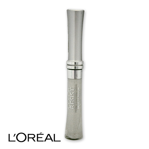 L'Oreal Color Resist Cream Eyeshadow Crystal Blanc 6ml