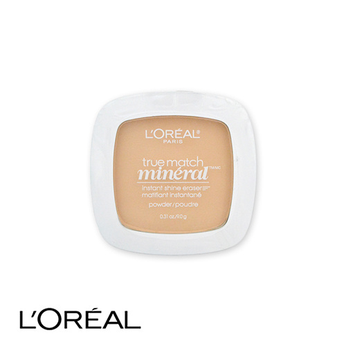L'Oreal True Match Mineral Pressed Powder Nude Beige 9g