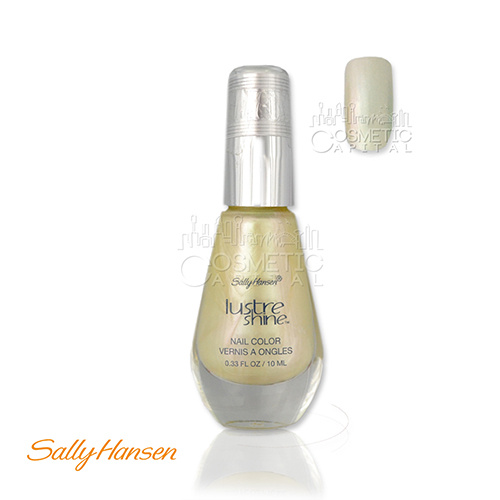 Sally Hansen Nail Polish Lustre Shine 001 Moonstone 10ml