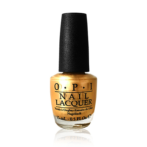 OPI Nail Lacquer Rollin In Cashmere 15ml