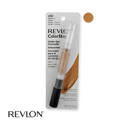 Revlon Color Stay Under Eye Concealer 650 Medium Deep