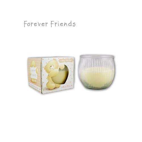 Forever Friends Very Vanilla scented candle 85g