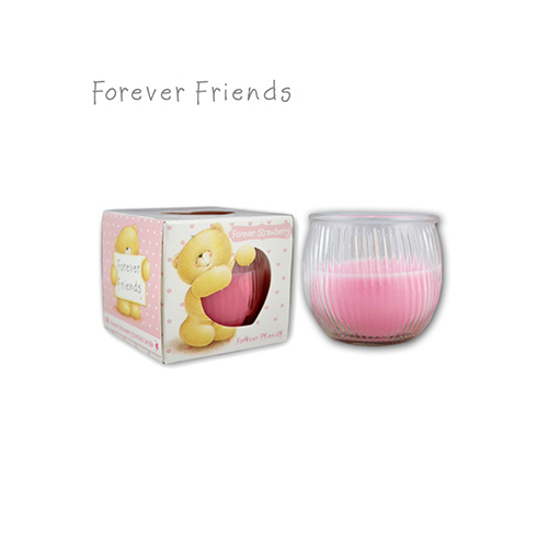 Forever Friends Forever Strawberry Scented Candle 85g